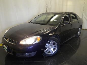 2011 Chevrolet Impala - 1040190232