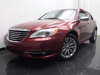 2011 Chrysler 200 - 1040190358