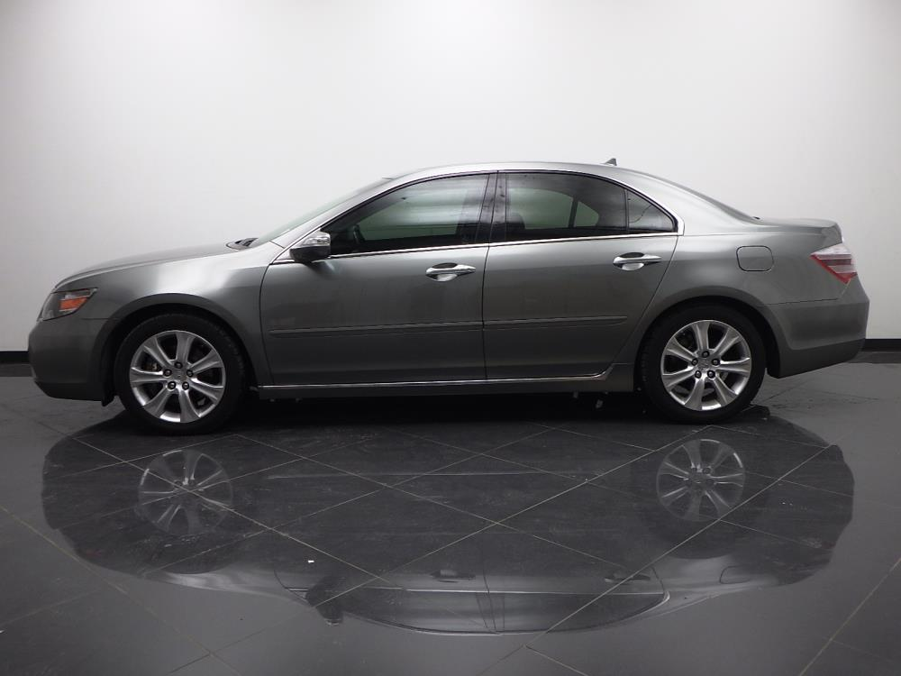 2010 Acura Rl For Sale In Little Rock