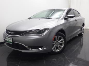 2015 Chrysler 200 - 1040190801