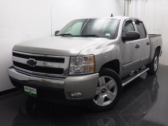 2007 Chevrolet Silverado 1500 - 1040191233