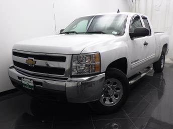2012 Chevrolet Silverado 1500 - 1040191500
