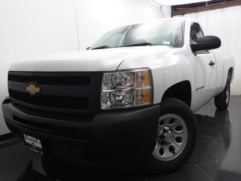 2011 Chevrolet Silverado 1500 - 1040191644