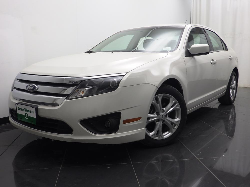 2012 Ford Fusion - 1040191797