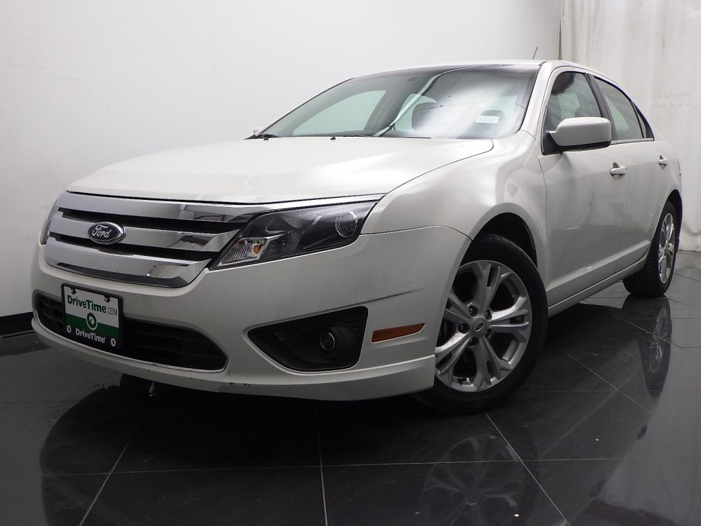 2012 Ford Fusion - 1040191798