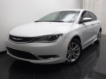 2015 Chrysler 200 - 1040191928