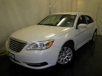 2014 Chrysler 200 - 1040191944