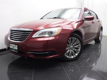 2012 Chrysler 200 - 1040192292