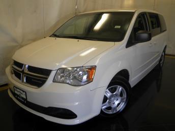 2011 Dodge Grand Caravan - 1040192340