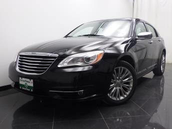 2012 Chrysler 200 - 1040192429