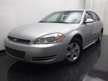 2014 Chevrolet Impala Limited - 1040192539