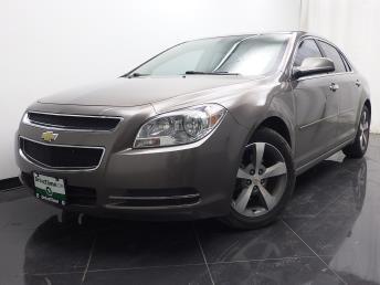 2012 Chevrolet Malibu - 1040193059