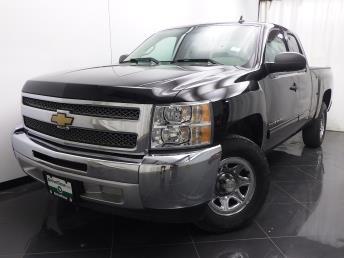 2012 Chevrolet Silverado 1500 - 1040193510