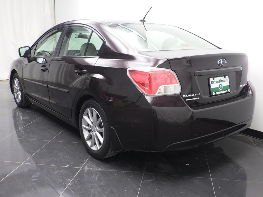 2012 subaru impreza premium for sale in little rock 1040193563 drivetime. Black Bedroom Furniture Sets. Home Design Ideas
