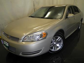 2012 Chevrolet Impala - 1040193594