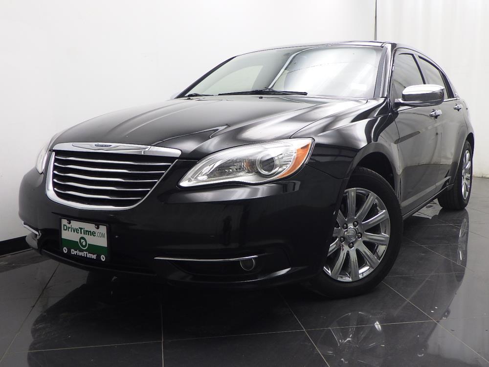 2013 Chrysler 200 - 1040193680