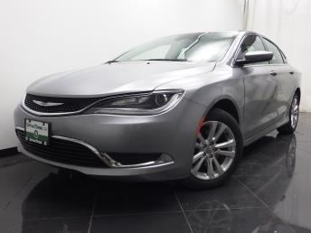 2016 Chrysler 200 - 1040193781