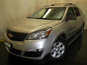 2015 Chevrolet Traverse - 1040193857