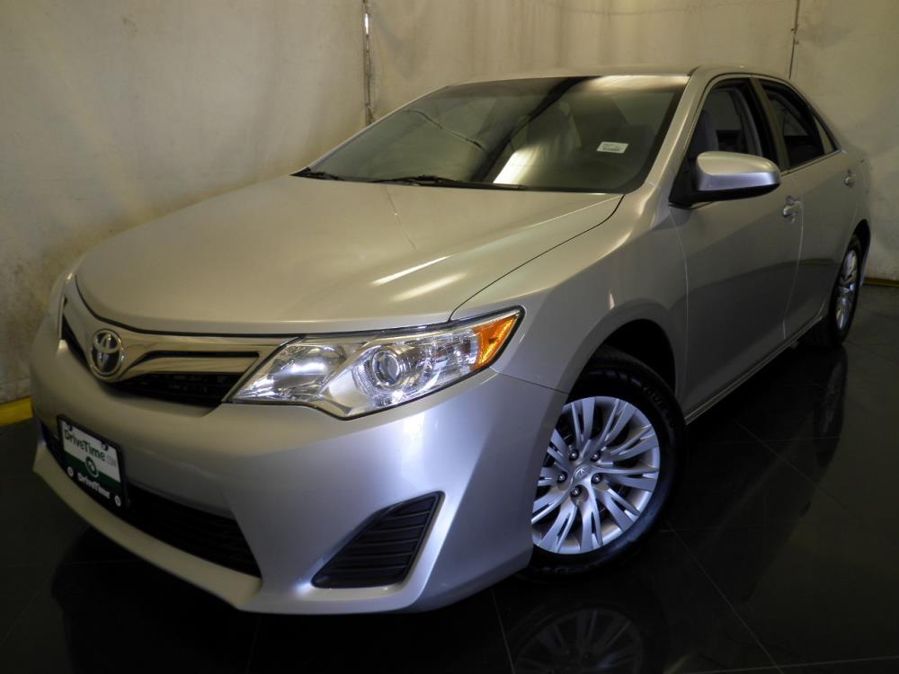 2012 Toyota Camry - 1040194227