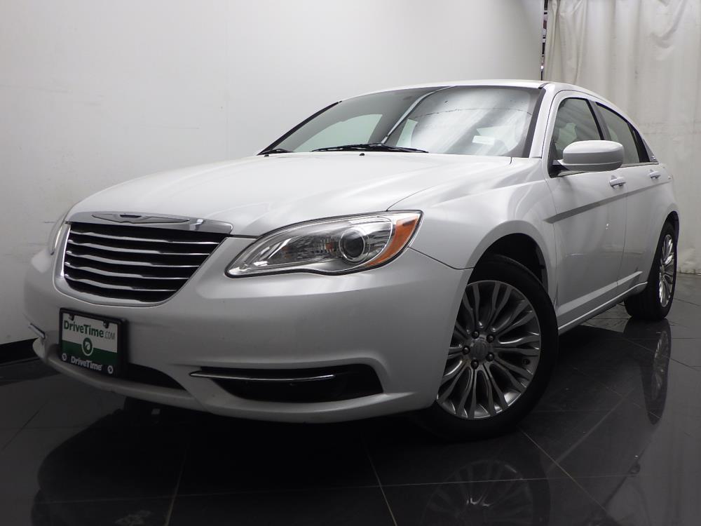 2012 Chrysler 200 - 1040194613