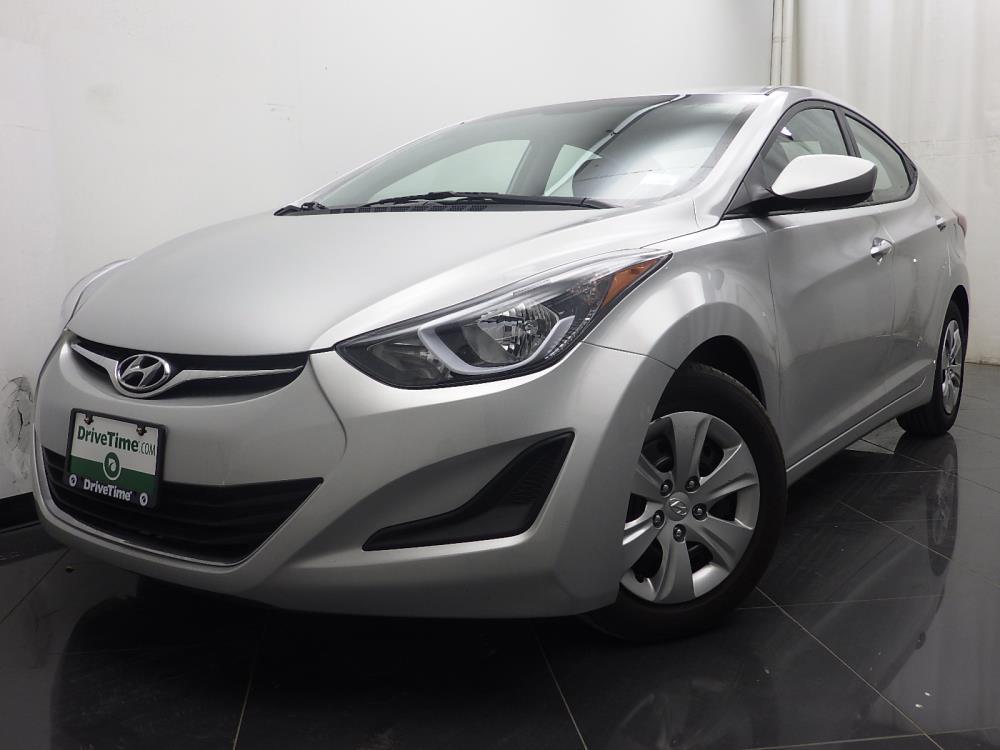 2016 Hyundai Elantra - 1040194788