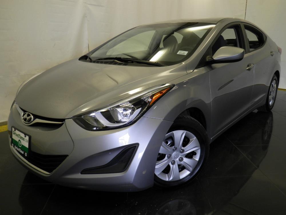 2016 Hyundai Elantra - 1040194794