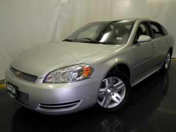 2013 Chevrolet Impala - 1040195022