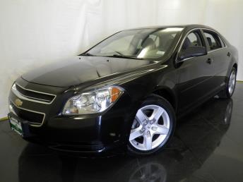 2012 Chevrolet Malibu - 1040195023