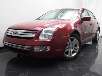 Used 2007 Ford Fusion