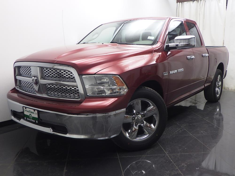 2012 Dodge Ram 1500 - 1040195117