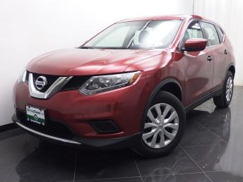 2016 Nissan Rogue S - 1040195713