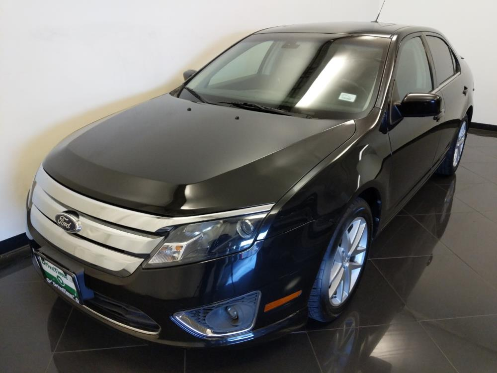 2012 Ford Fusion - 1040195842
