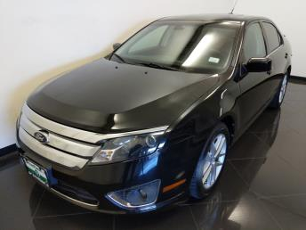 2012 Ford Fusion SEL - 1040195842