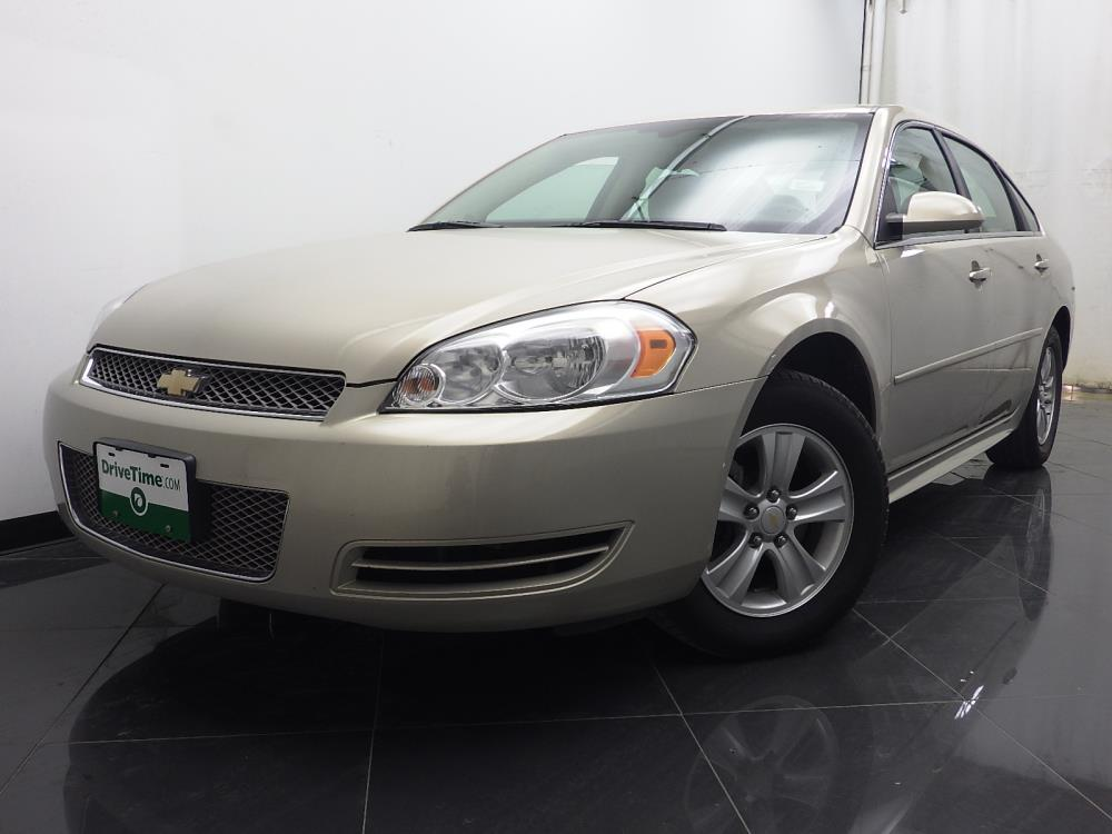 2012 Chevrolet Impala - 1040195860
