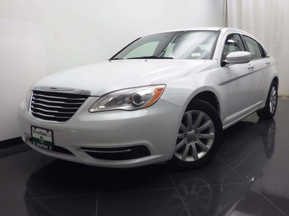 2014 Chrysler 200 - 1040195907