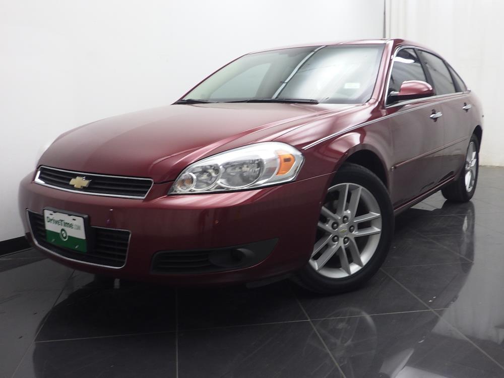 2008 Chevrolet Impala - 1040196502