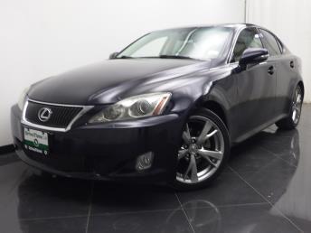 2010 Lexus IS 250  - 1040196625