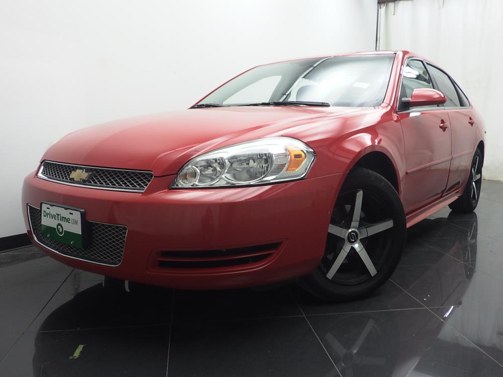 2013 Chevrolet Impala - 1040196746