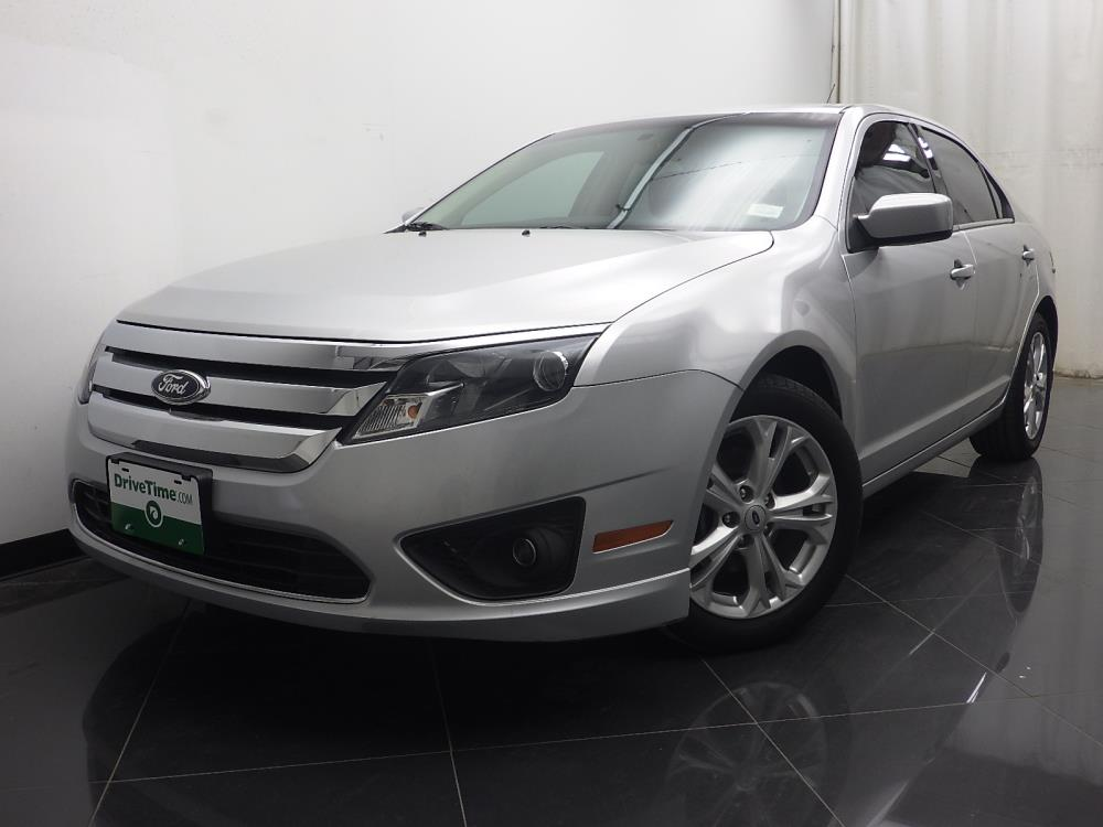 2012 Ford Fusion - 1040196813