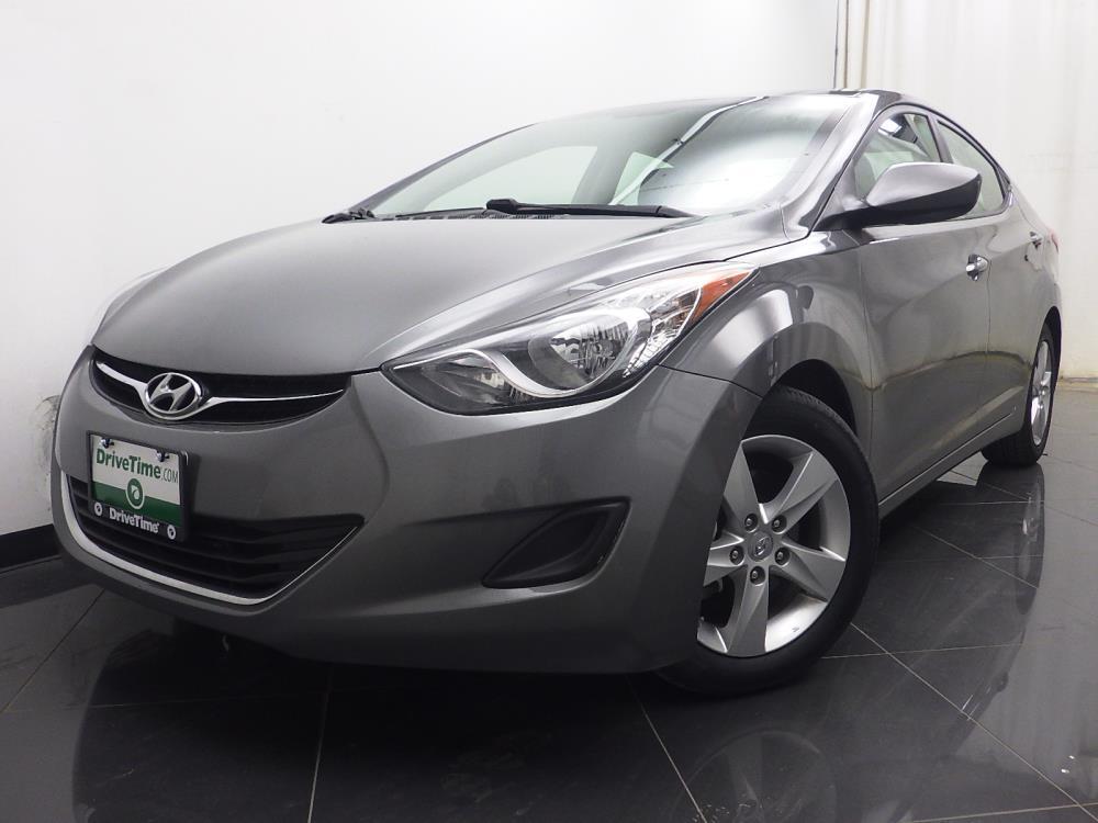 2013 Hyundai Elantra - 1040196919