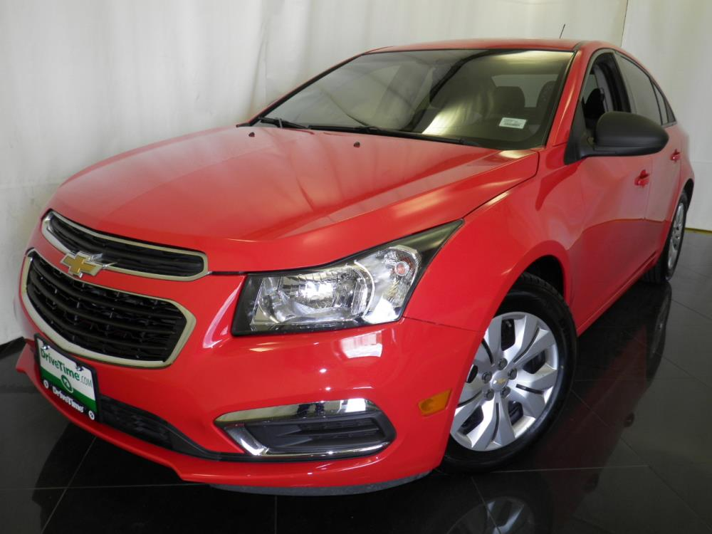 2015 chevrolet cruze for sale in dallas 1040197039 drivetime. Black Bedroom Furniture Sets. Home Design Ideas
