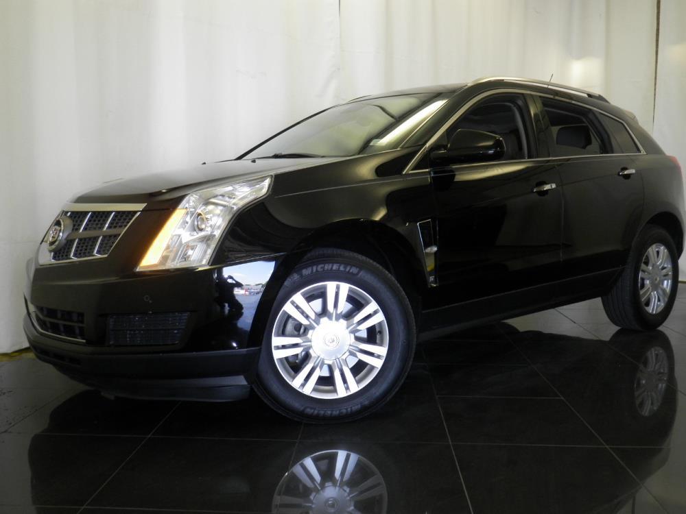 2011 Cadillac SRX  - 1040197051
