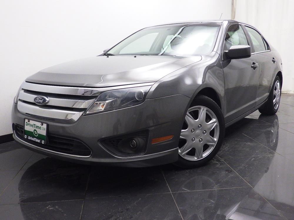 2010 Ford Fusion - 1040197115