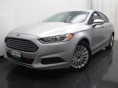 2014 Ford Fusion Hybrid