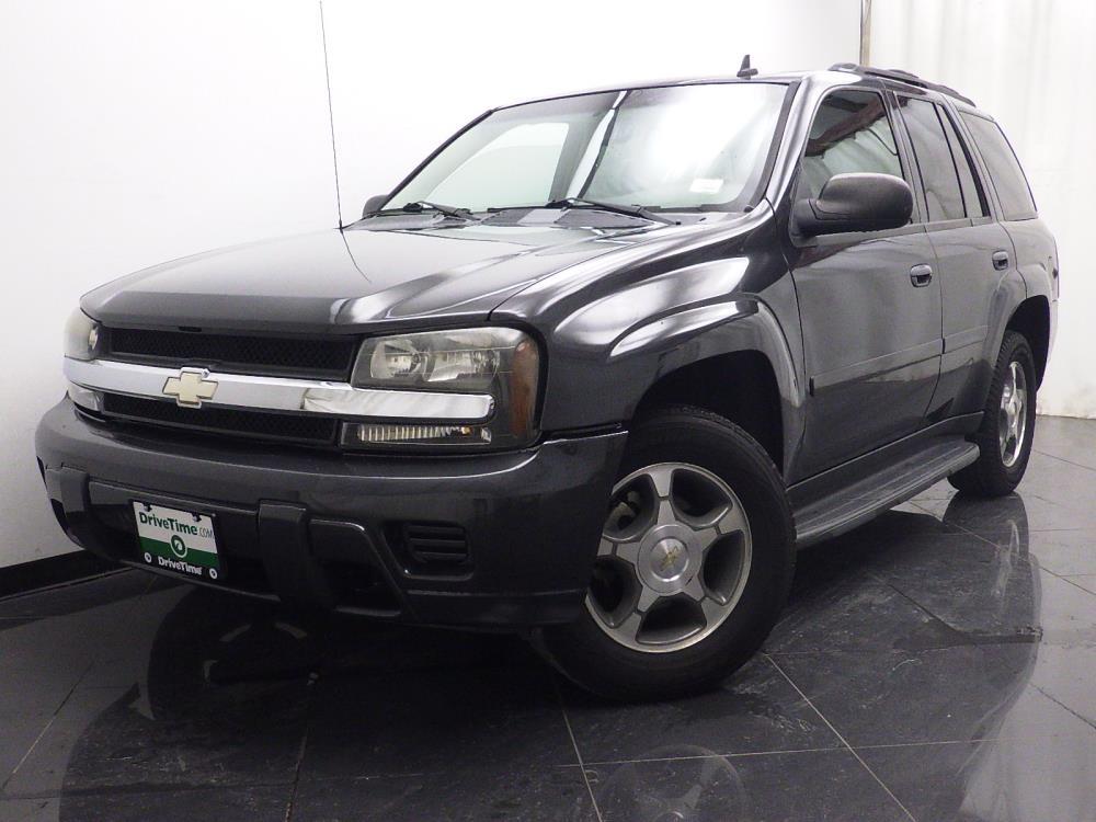 2007 Chevrolet TrailBlazer - 1040197201