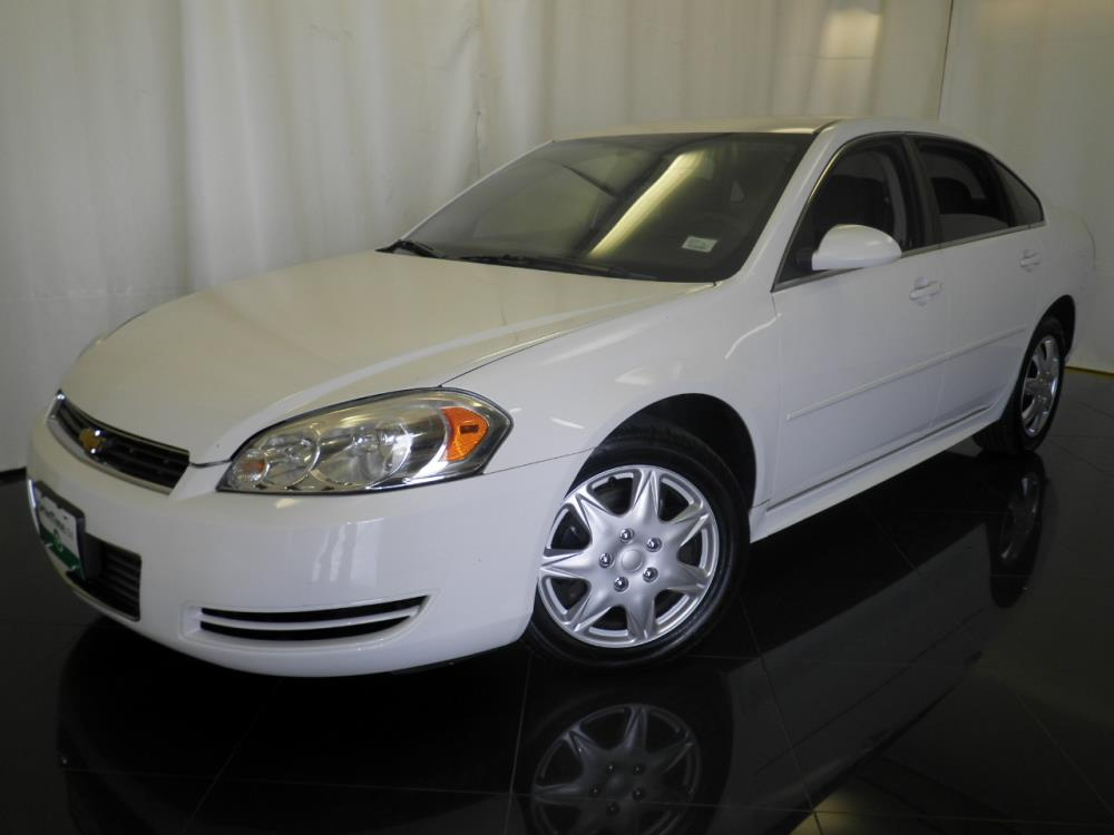 2011 Chevrolet Impala - 1040197289
