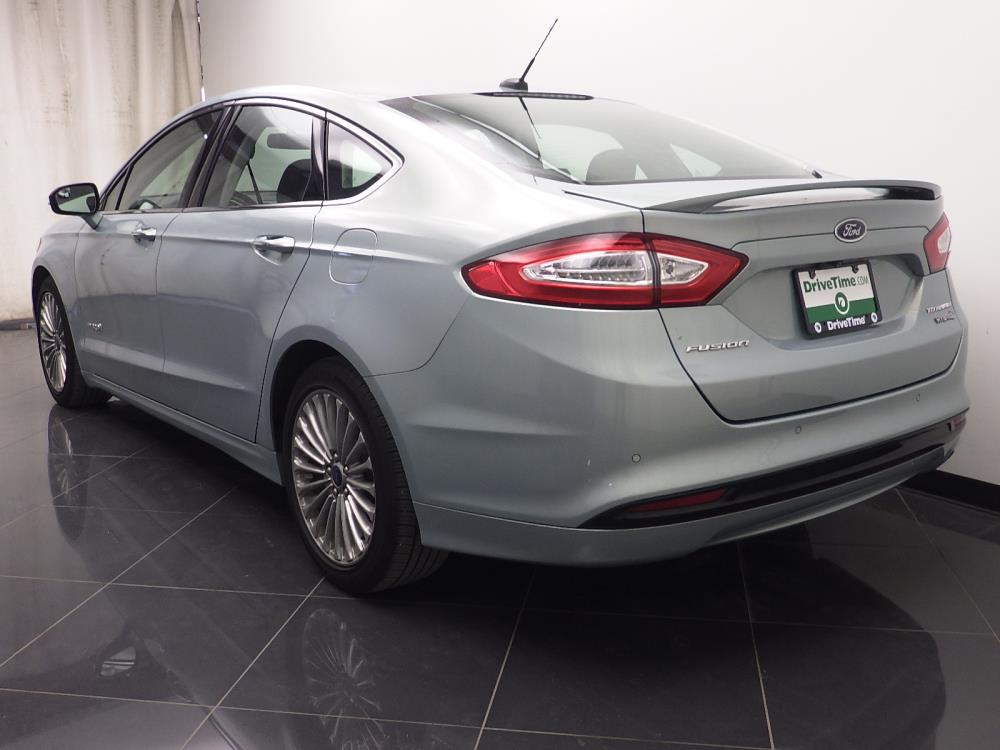 2014 ford fusion titanium hybrid for sale in dallas 1040197456 drivetime. Black Bedroom Furniture Sets. Home Design Ideas