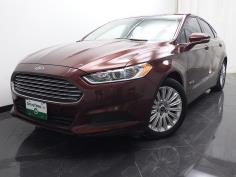 2016 Ford Fusion SE Hybrid