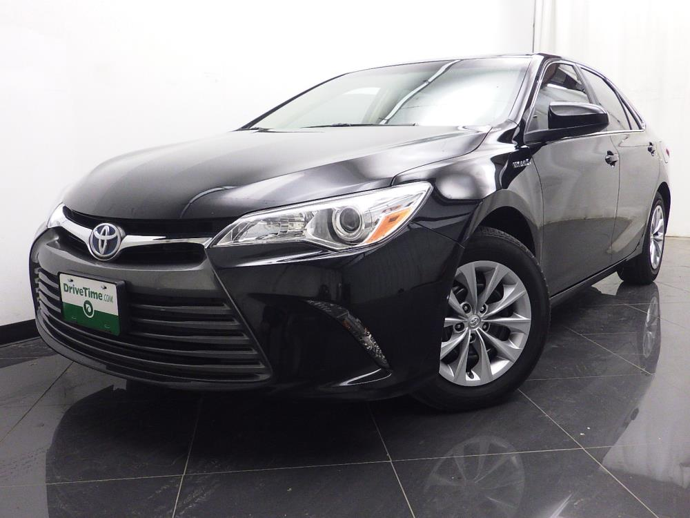 2016 toyota camry hybrid le for sale in tulsa 1040197553 drivetime. Black Bedroom Furniture Sets. Home Design Ideas