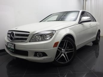 Used 2009 Mercedes-Benz C300